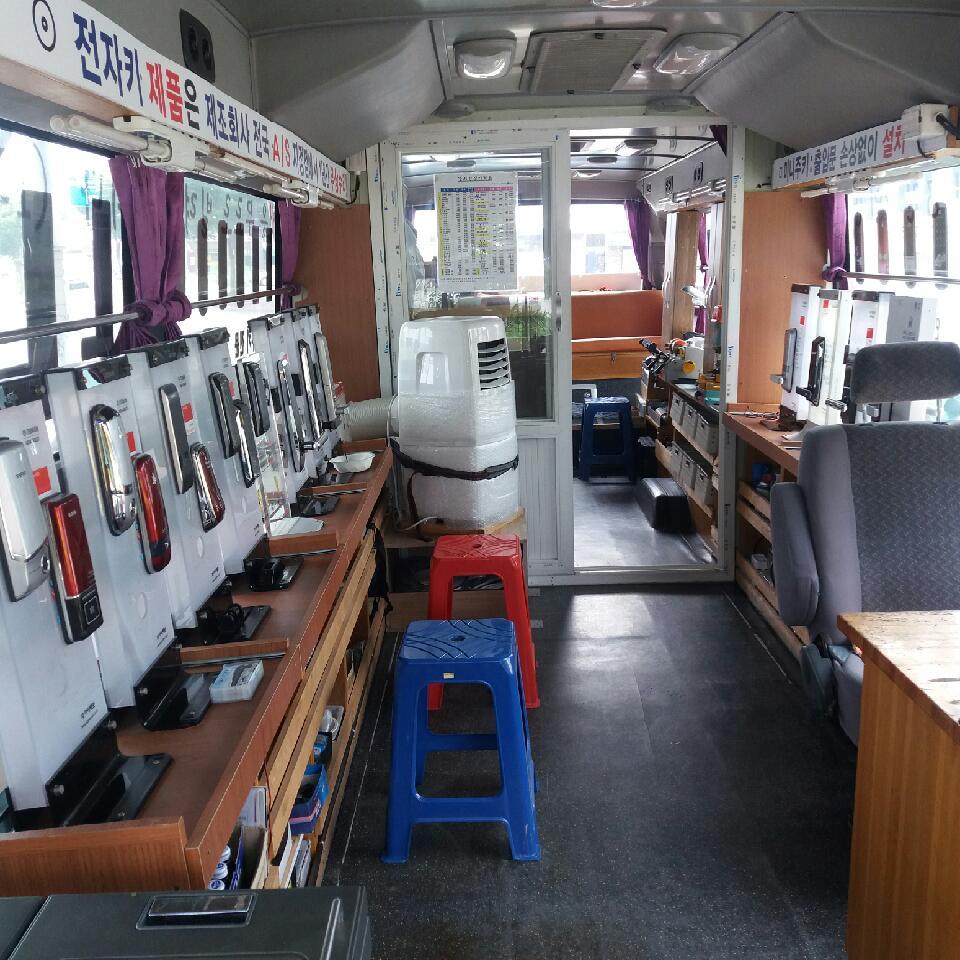 이미지 3:현대 에어로타운(34인승) 구조변경 2인승 버스판매합니다.